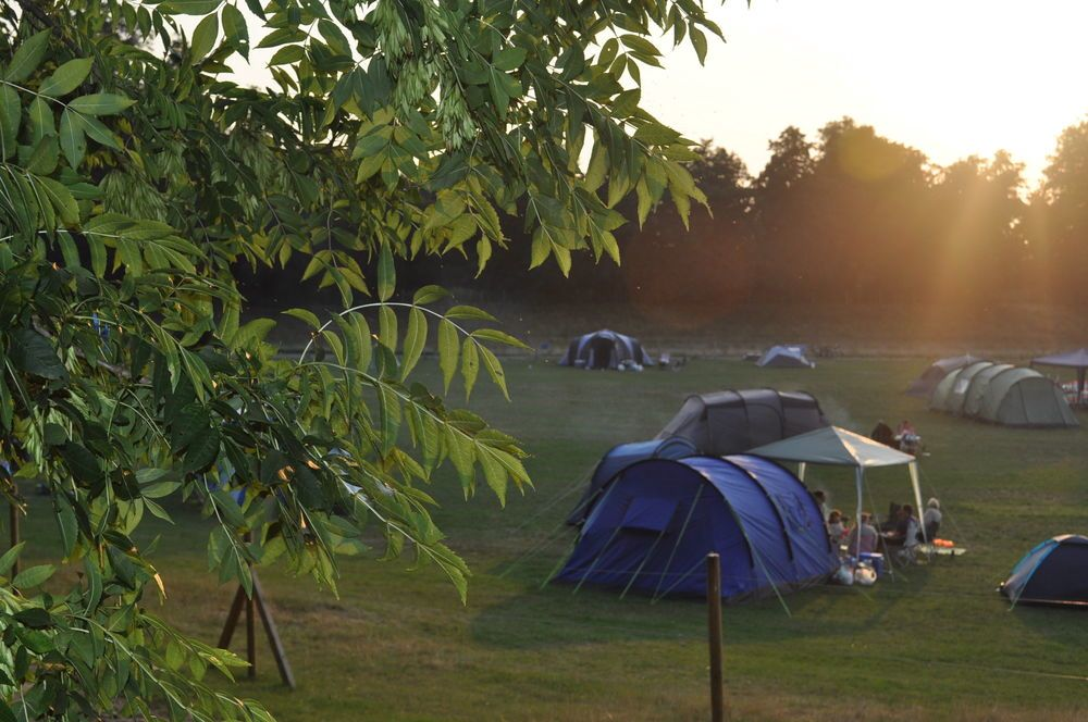 Campsites in Norfolk