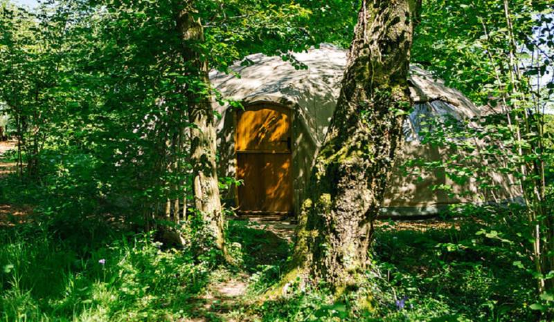 Penhein Glamping Penhein, Llanvair Discoed, Nr. Chepstow, Monmouthshire NP16 6RB