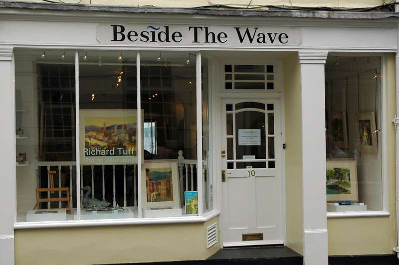 Beside The Wave Gallery