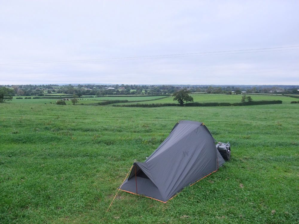 Campsites in Staffordshire