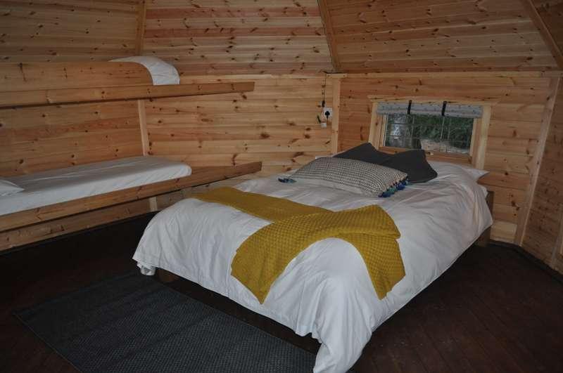 Bird Cherry Cabin - En-Suite