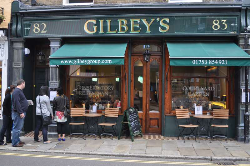 Gilbey's Studio Suite 82-83 High Street Eton SL4 6AF