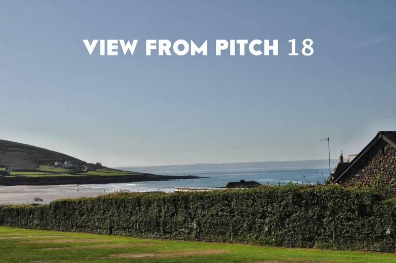 Pitch 18 - Grass Large (Size 15.5m x 6m)