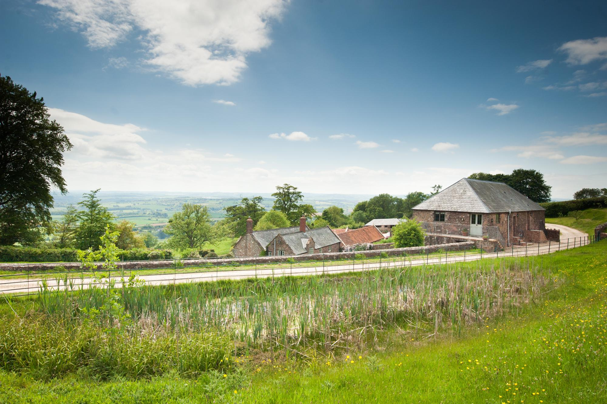 Self-Catering in Taunton holidays at Cool Places