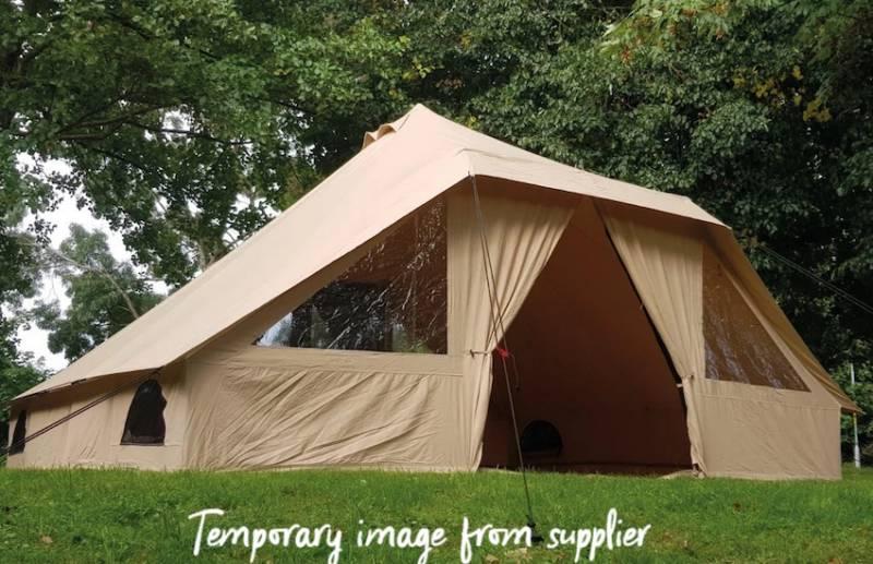 Touareg Bell Tent