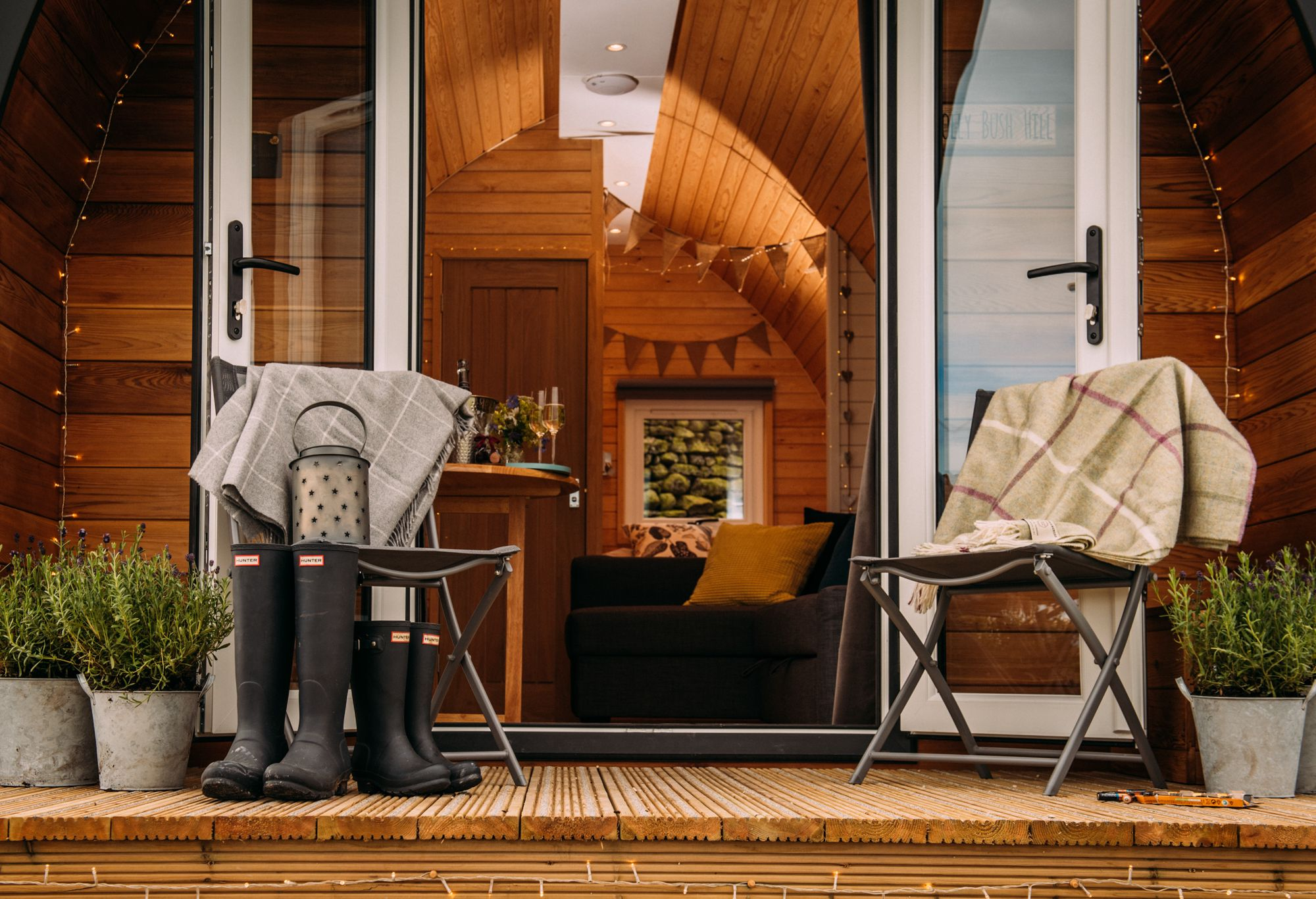 Glamping in Settle – Cool Camping