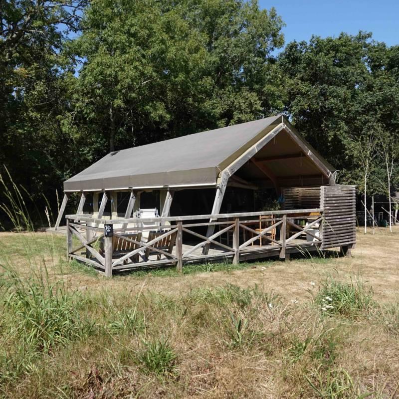 Archipel ensuite Lodge Orchard view