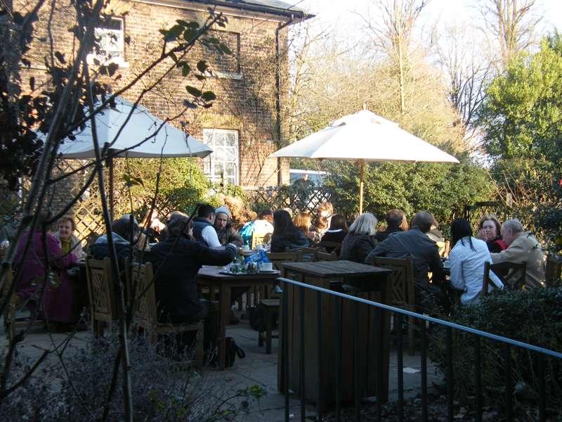 Kenwood Brew House Café