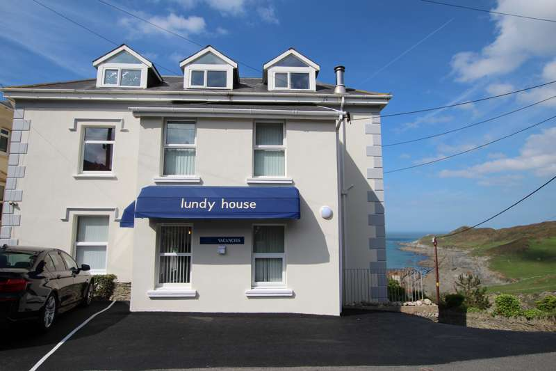 Lundy House Hotel Chapel Hill Mortehoe  Devon EX34 7DZ
