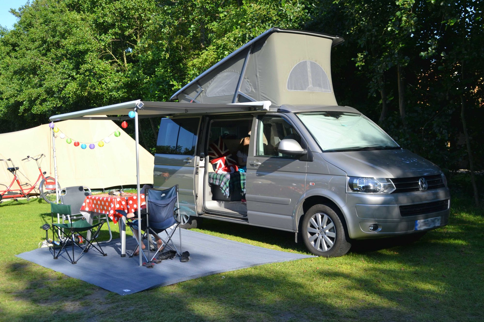 campervan hire � making the most of your rental motorhome