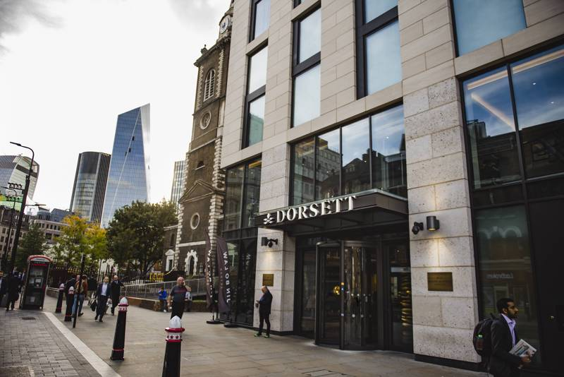 Dorsett City Hotel 9 Aldgate High St, London EC3N 1AH