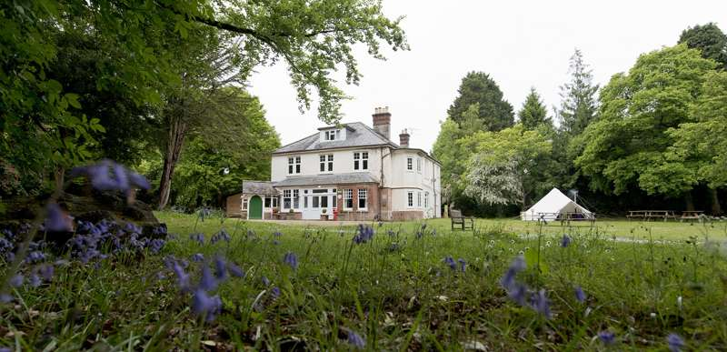 YHA New Forest