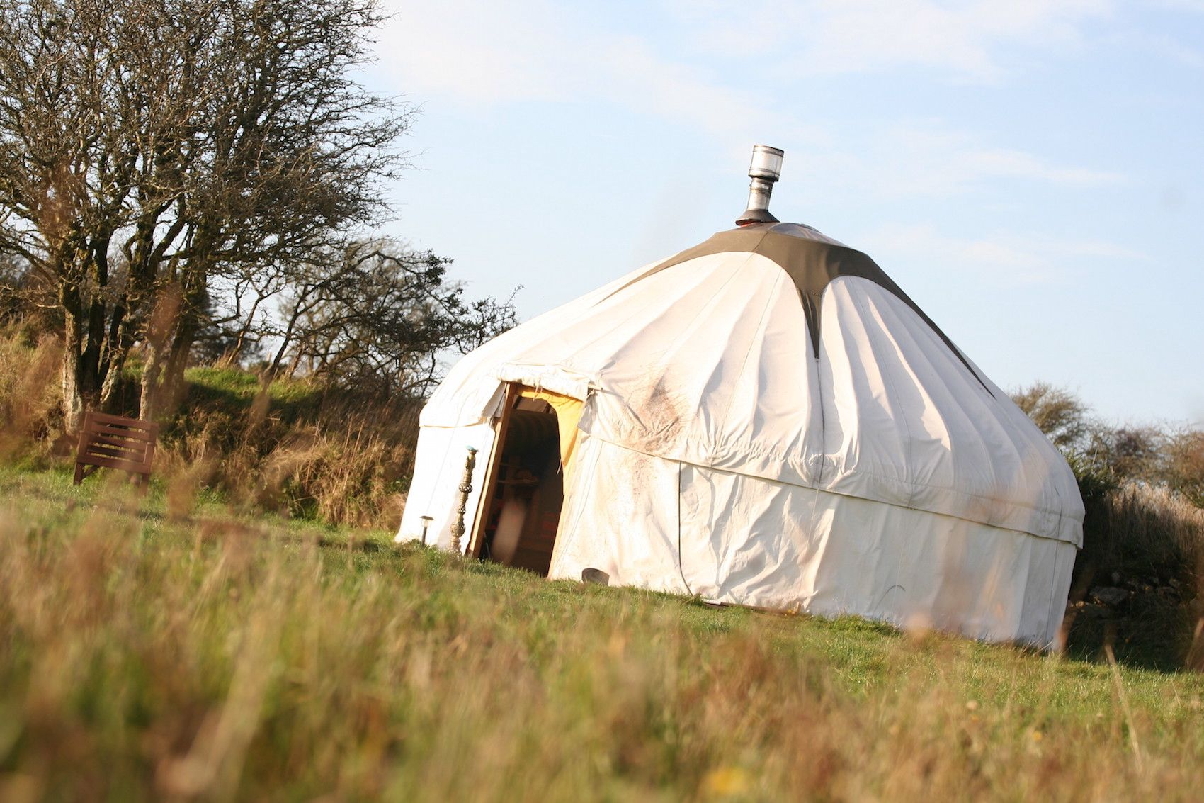 Glamping in Vale of Glamorgan