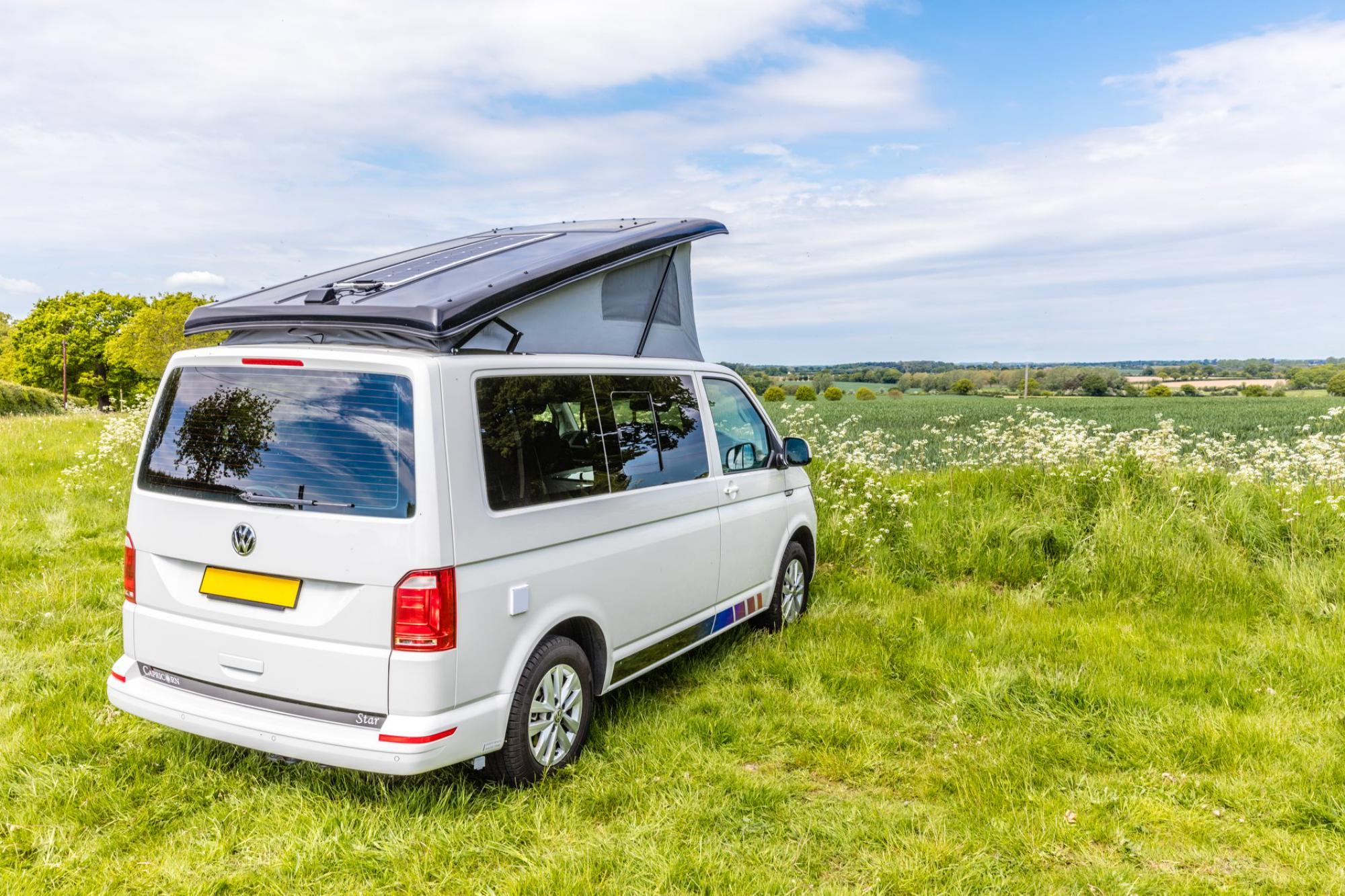 Campervan Hire in Norfolk | Motorhome Rental in Norfolk