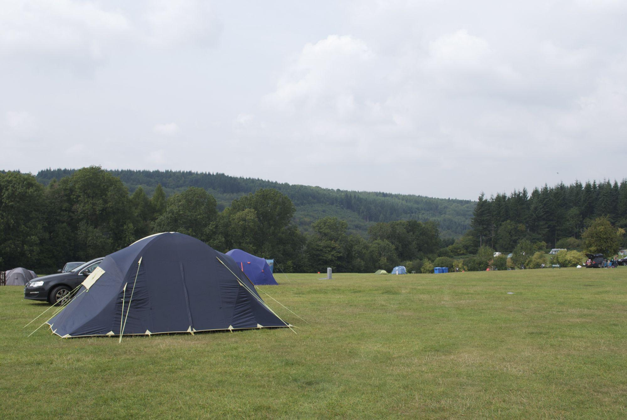 Coleford Camping   Campsites in Coleford, Gloucestershire