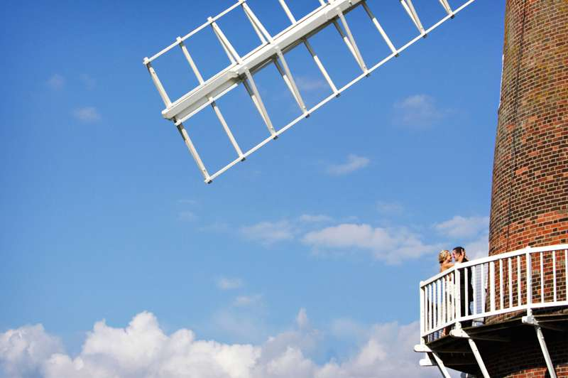 Win a Fabulous Break for Two at Cley Windmill.