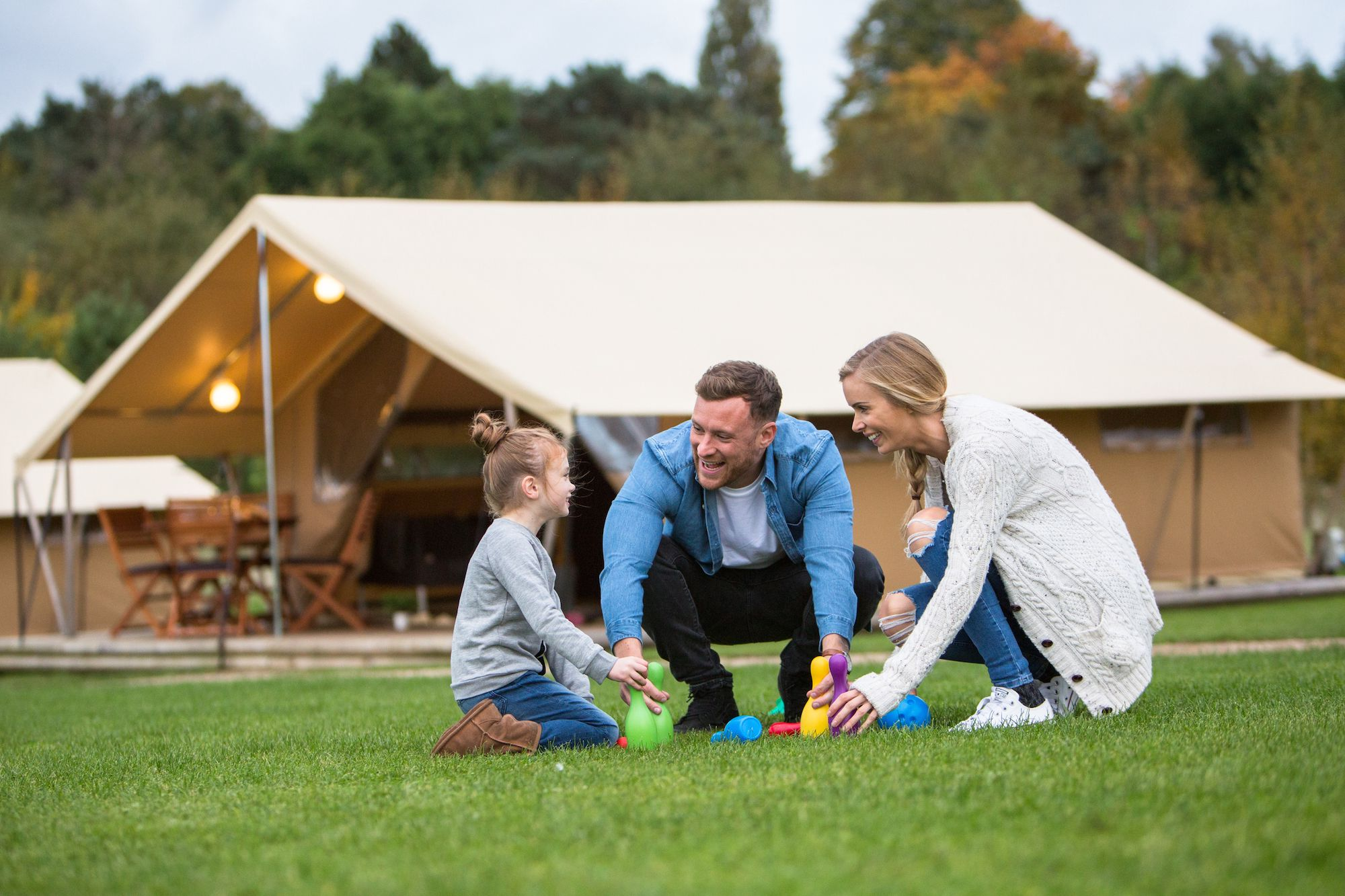 Campsites in Winchcombe holidays at I Love This Campsite