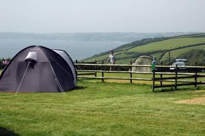 Treveague Farm Campsite Treveague Farm Campsite, Gorran, Saint Austell, Cornwall PL26 6NY