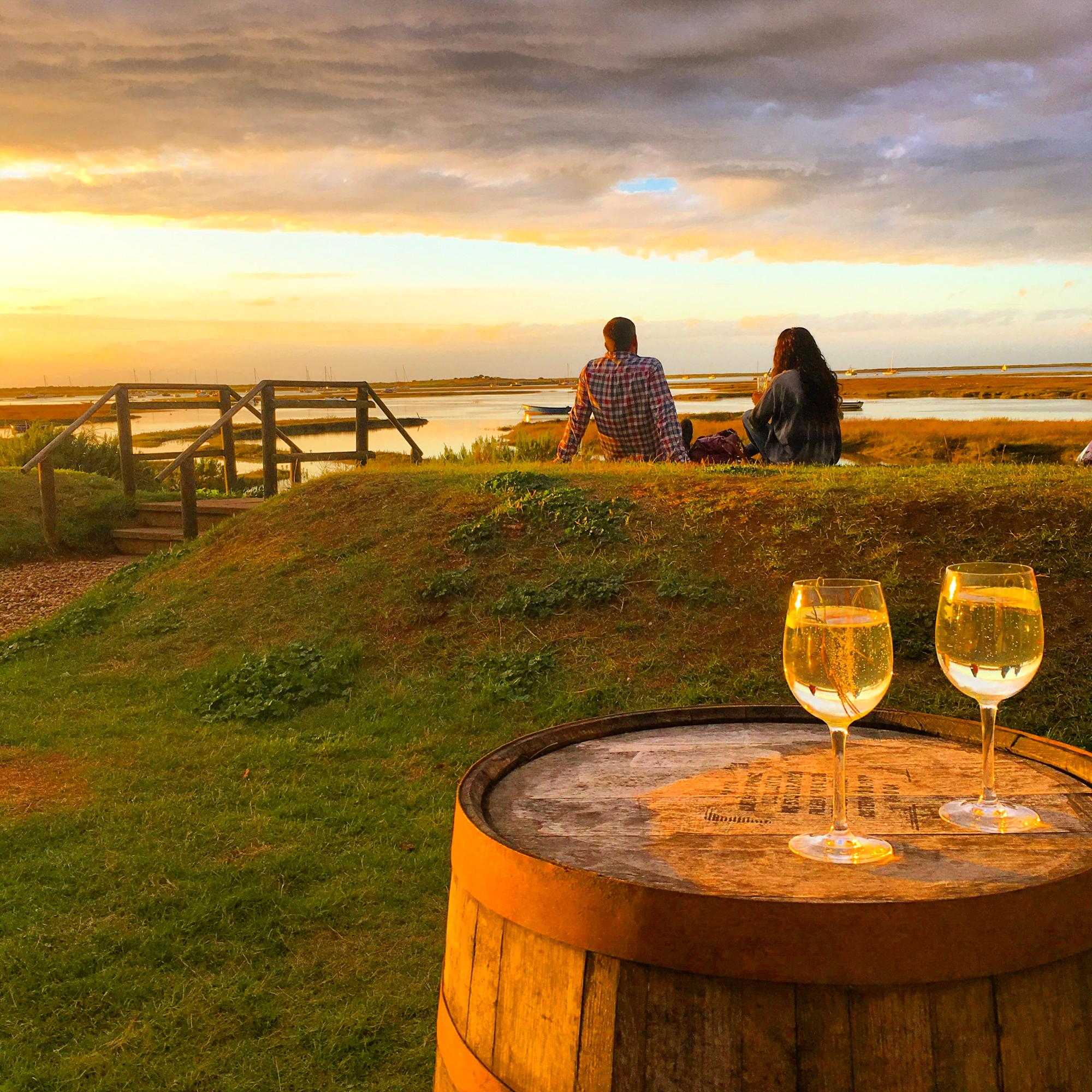 Win a 1-Night Stay at The White Horse!