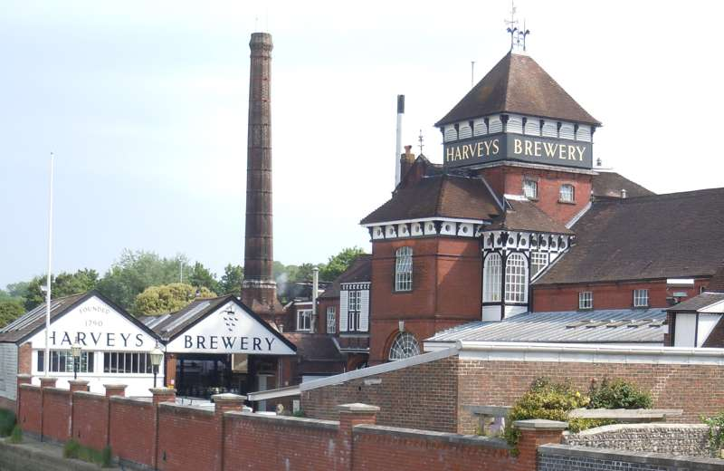 Harveys Brewery Shop