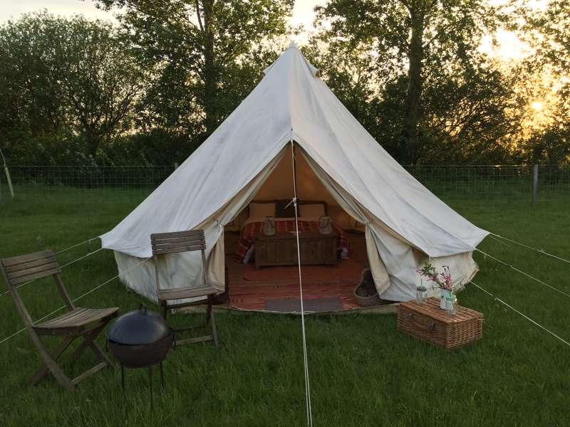Pheasant Bell Tent