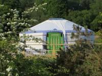 Pheasant Yurt