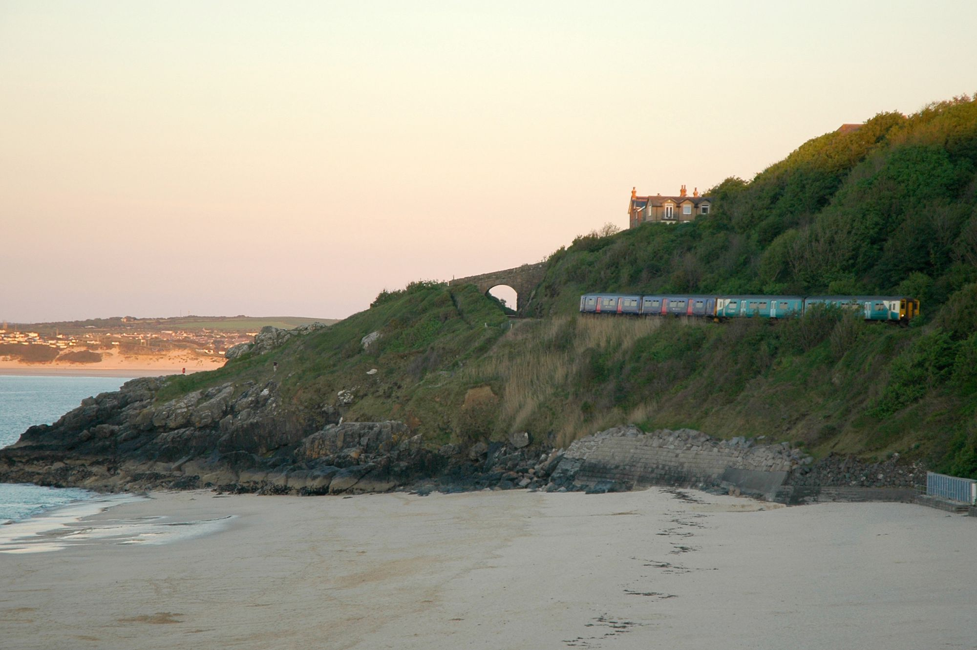 Park and Ride on the St Ives Bay Line