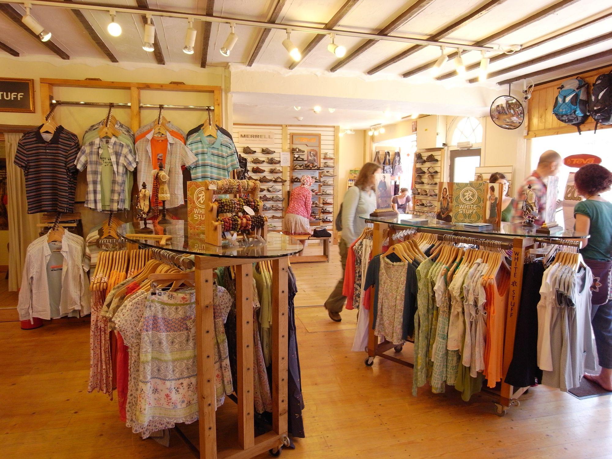 TYF Adventure Shop