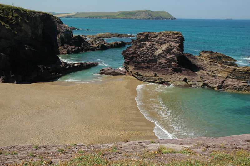 Walk from Rock to Polzeath