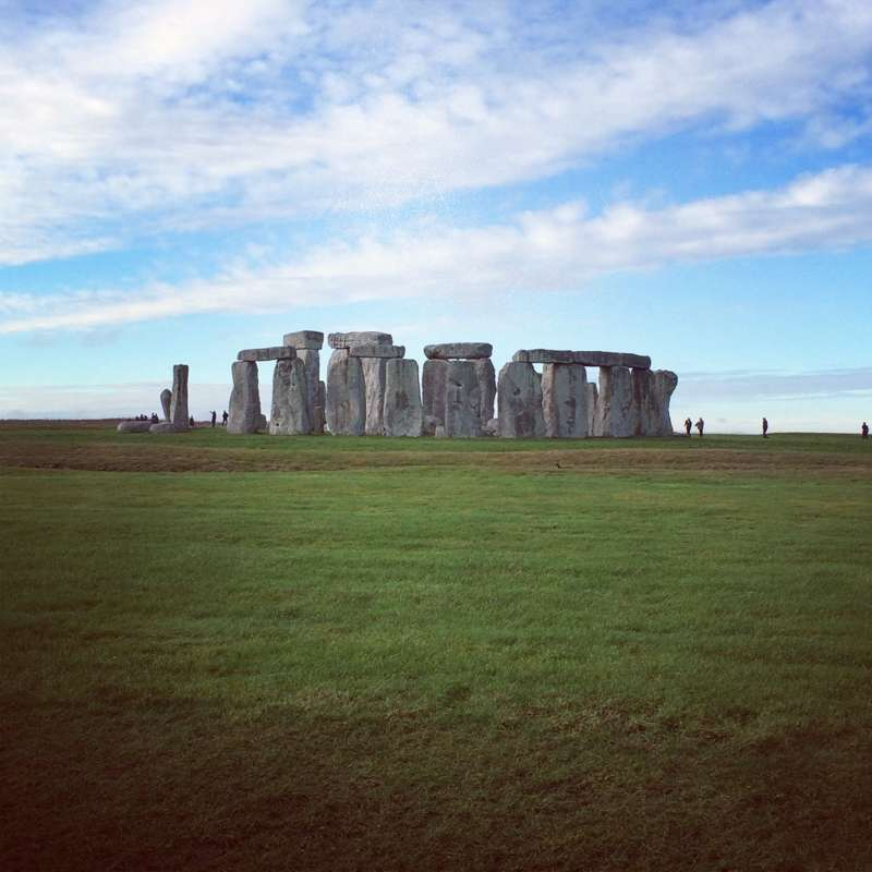 The Rebirth of Stonehenge