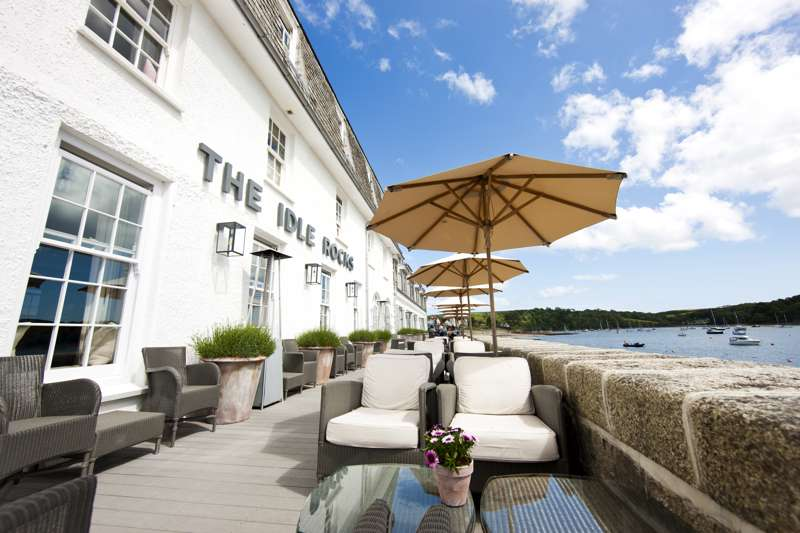 The Idle Rocks Harbourside St Mawes Cornwall, TR2 5AN