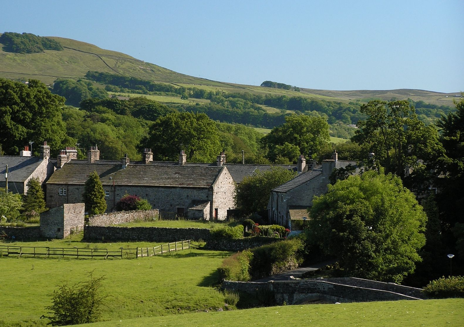 Hotels, Cottages, B&Bs & Glamping in Lancashire