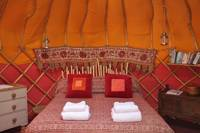 Green Man Yurt