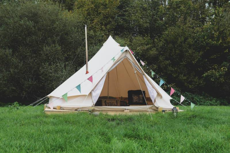 Gold Hill Glamping Allan's Farm, Pitts Lane, West Melbury, Shaftesbury, Dorset SP7 0BX