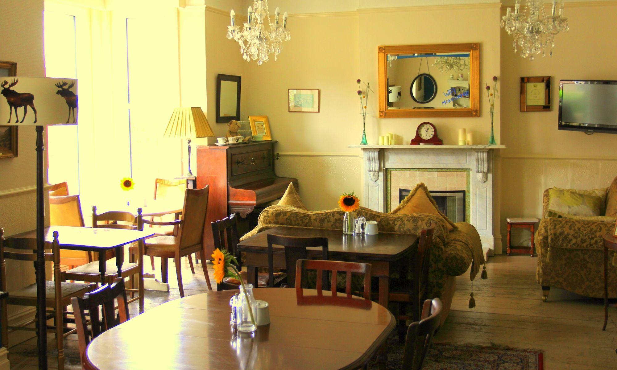 The Living Room Cafe Westbourne