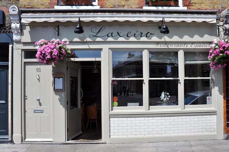 Laxeiro Tapas Bar