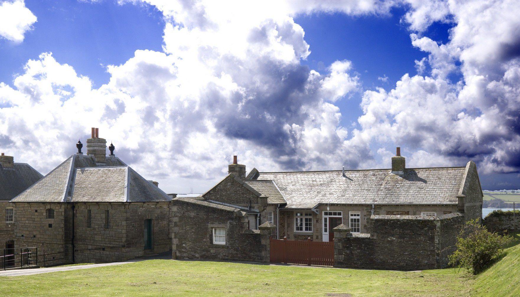 The Custodians House