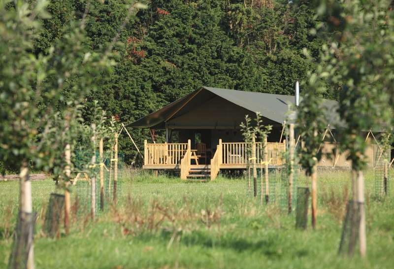 Wild Luxury (The Hideaway and Thornham Bay)