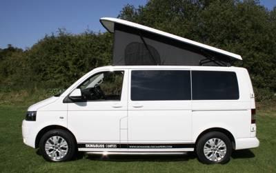 Grape – 2014 VW T5 Transporter Campervan