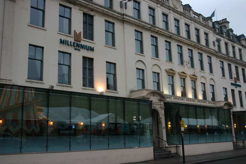 Millennium Hotel George Square Glasgow G2 1DS