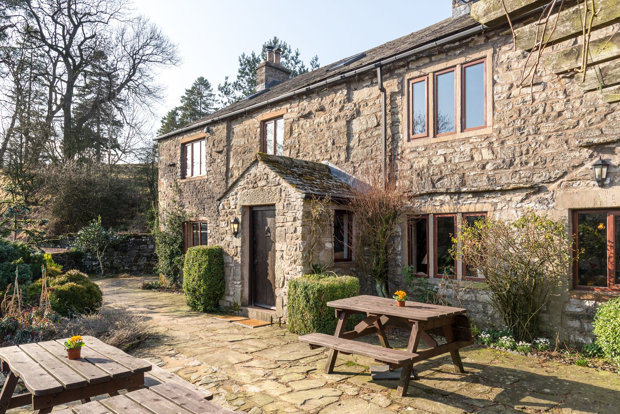 Places to Stay in The Yorkshire Dales National Park holidays at Cool Places