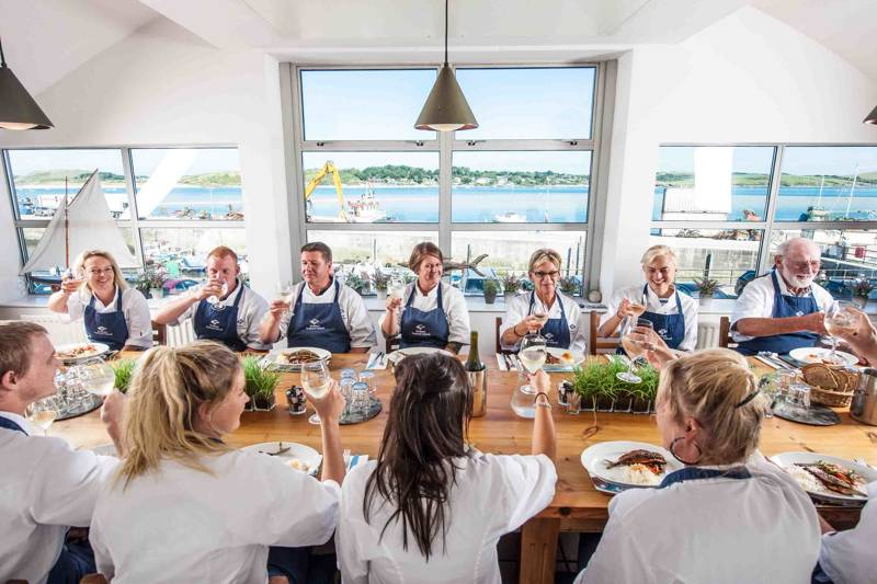 Top 10 UK Cookery Schools