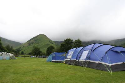 Sykeside Camping Park Brotherswater, Patterdale, Cumbria, CA11 0NZ