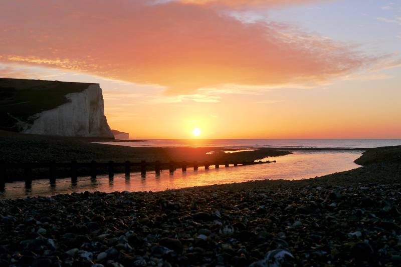 Seaford Camping | Campsites near Seaford, Sussex