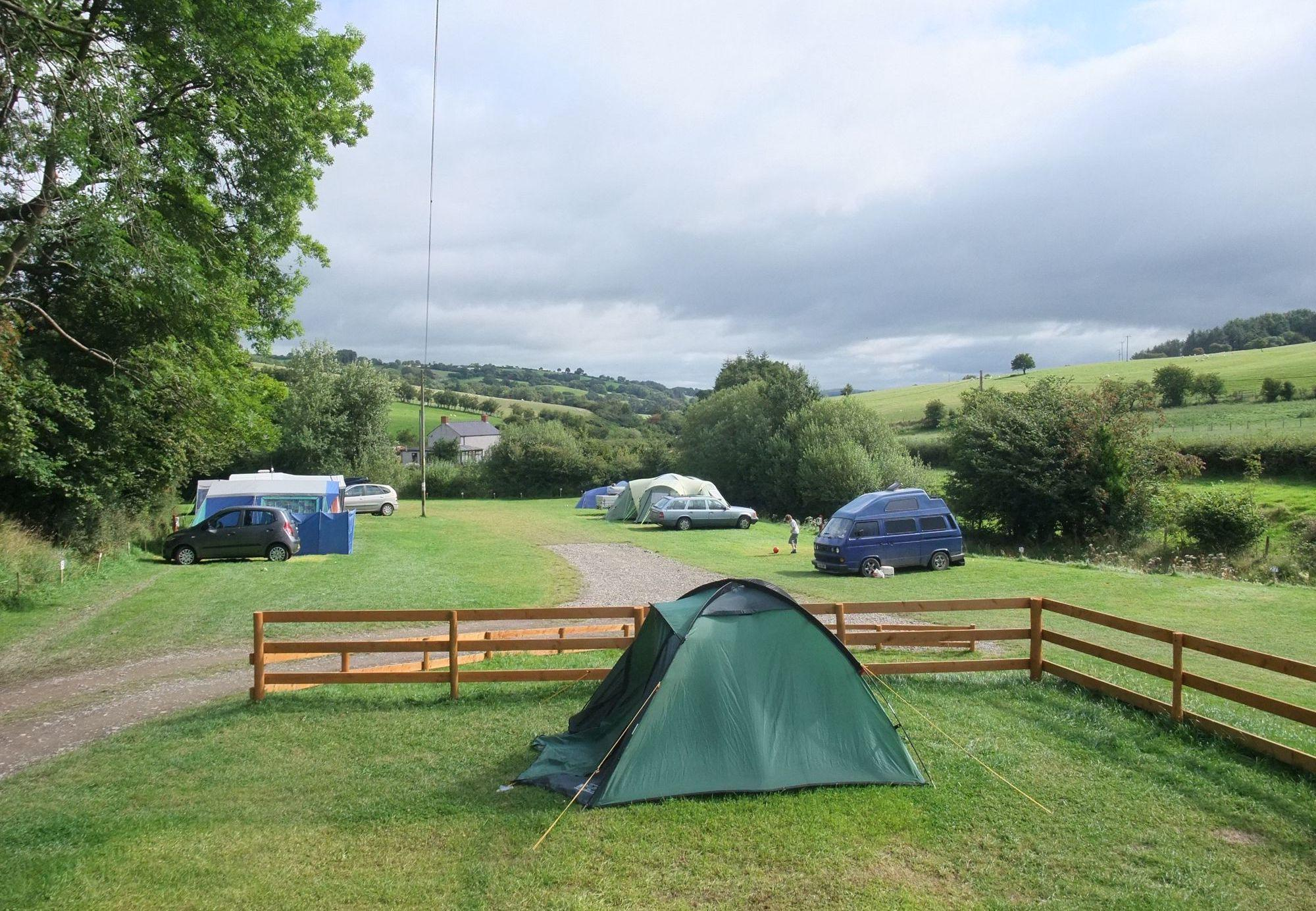 Llanrwst Camping | Campsites in Llanrwst, North Wales