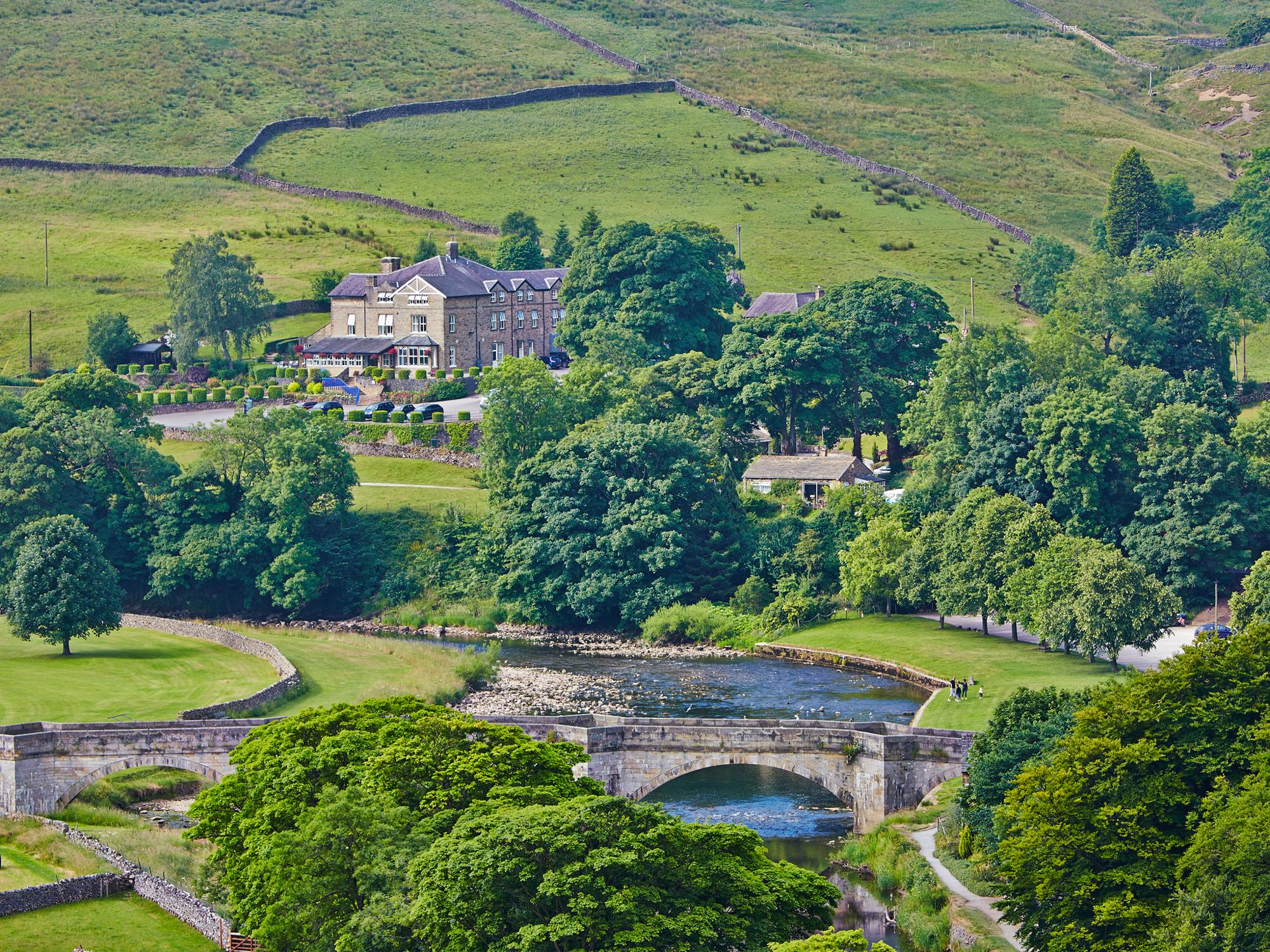 Places to Stay in Wharfedale holidays at Cool Places