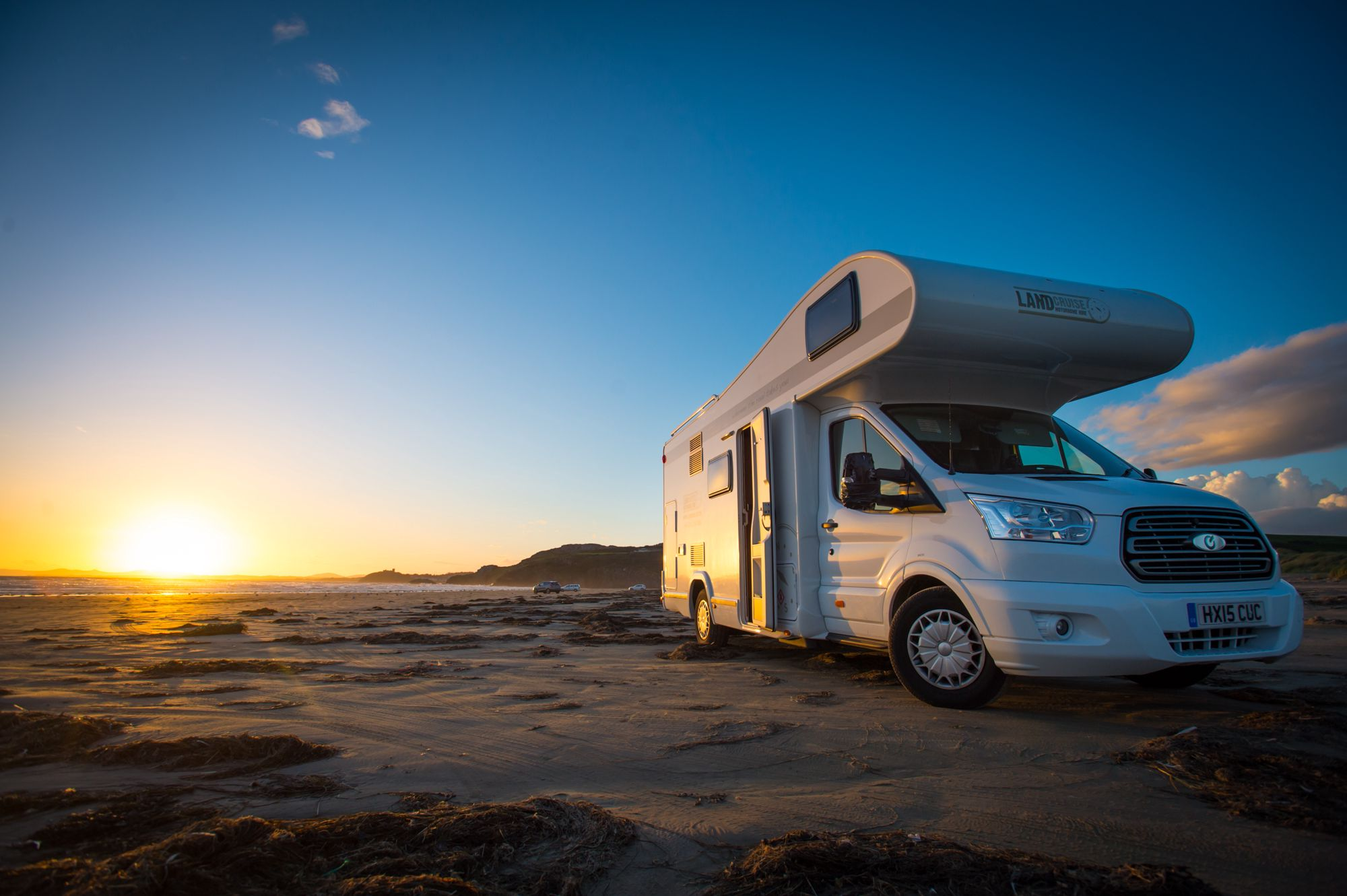 Top of the range motorhomes up to 6-berth from the South Coast's largest supplier.