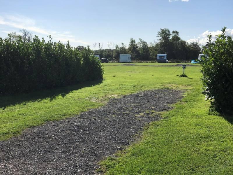 Hardstanding Caravan Pitch (No Tents)