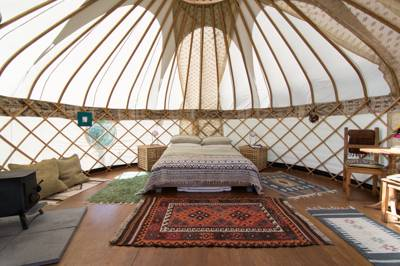 Gilliflower Yurt