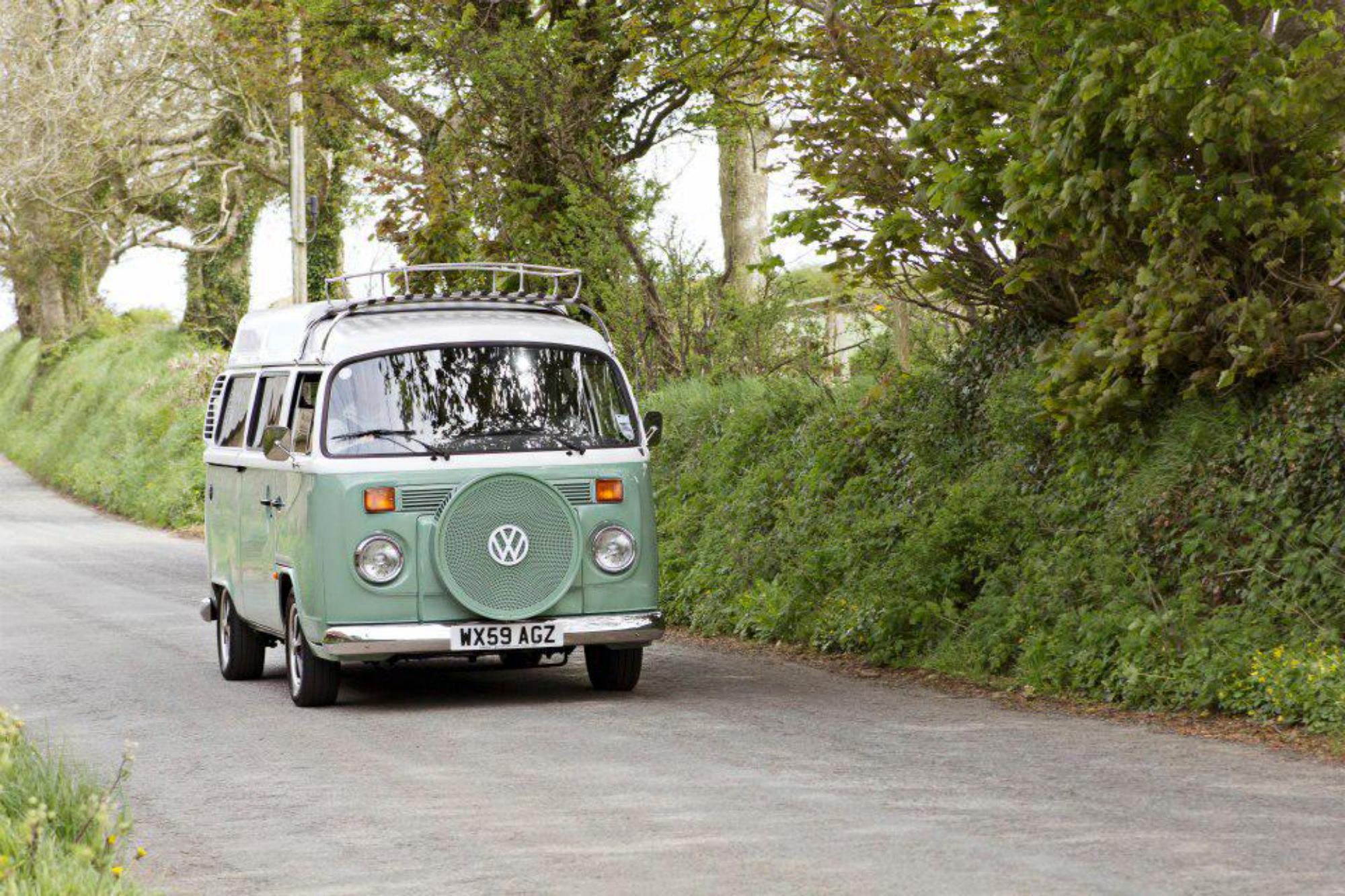 Campervan Hire in Pembrokeshire | Campervan Rental Companies in Pembrokeshire